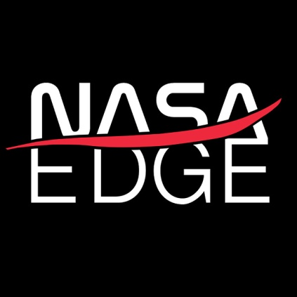 Alternative NASA EDGE Logo