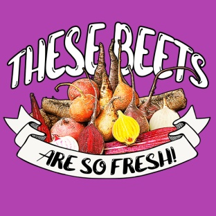 These Beets are also Hot