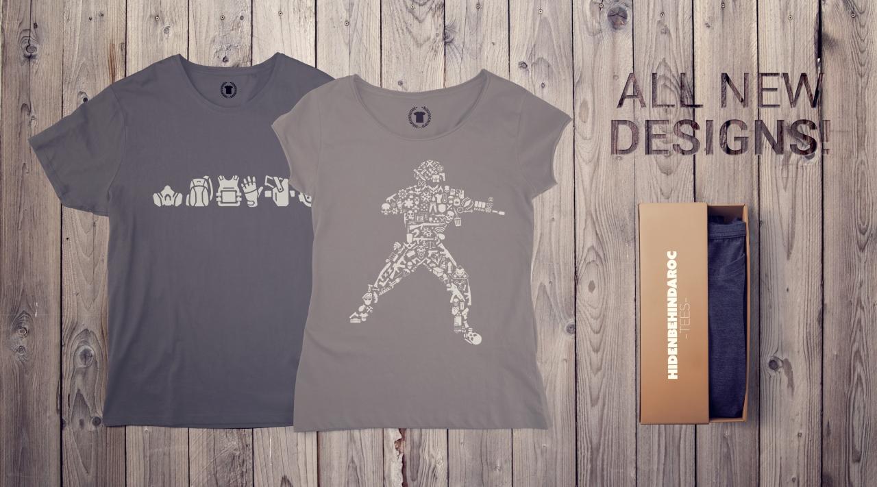 New Division 2T-Shirts