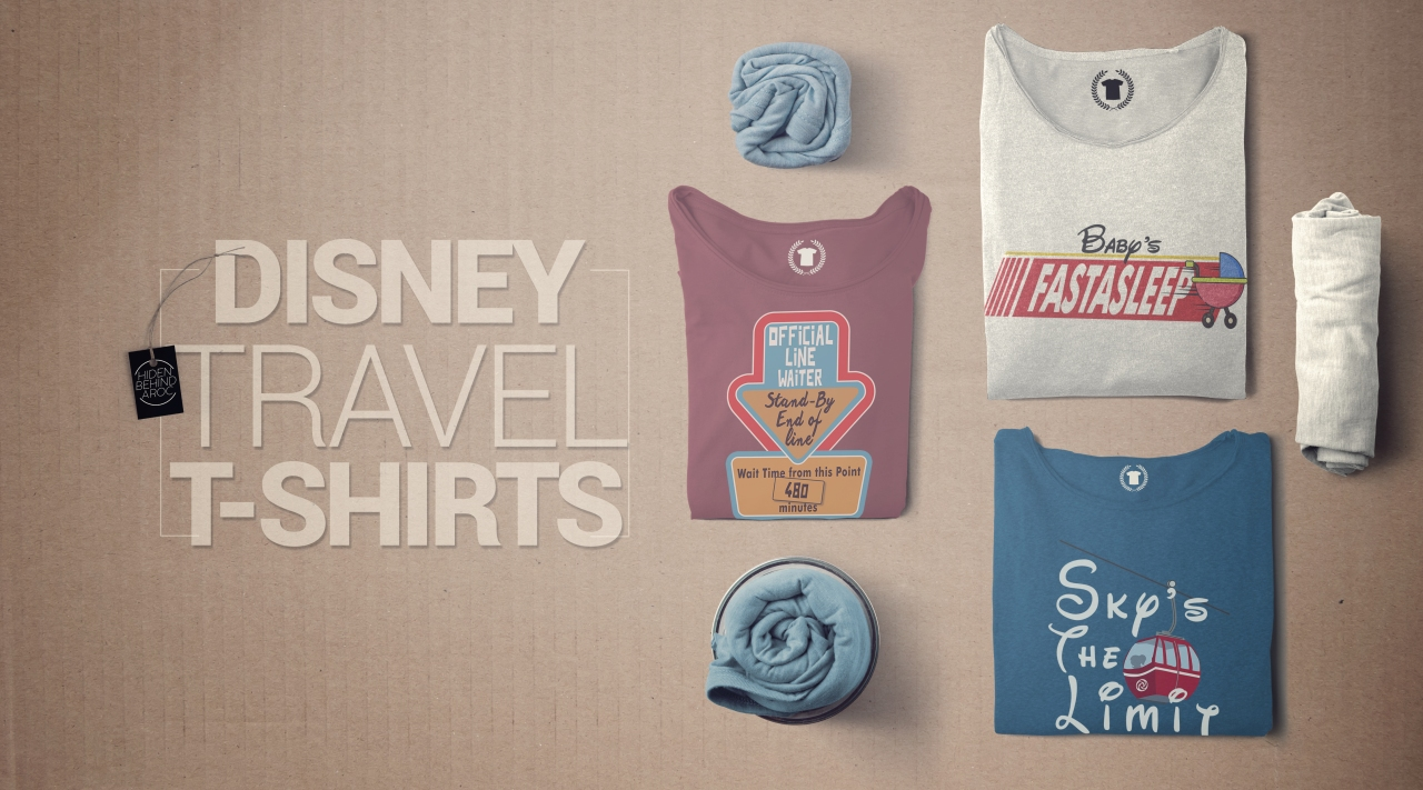 Grab a New Shirt for you Disney Vacation!
